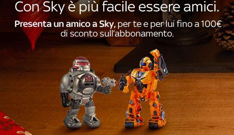 promozione presenta un amico Sky
