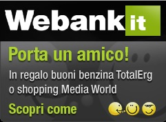 Promozione webank e mediaworld tutti i codice amico per - Vodafone porta un amico ...