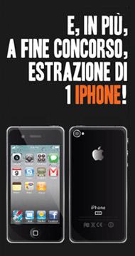 iphone estrazione finale ACI 2012