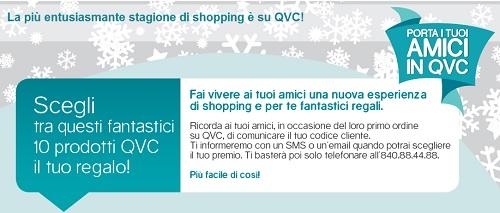 canale di shopping QVC