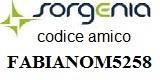 codice amico Sorgenia FABIANOM5258