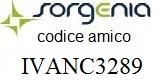 codice amico Sorgenia IVAN3289