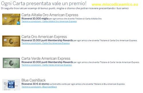 premi american express