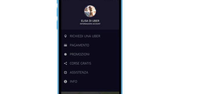 Uber invita amici