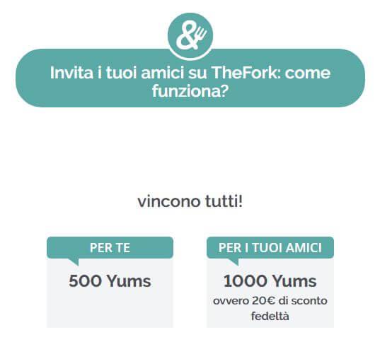 the fork porta un amico
