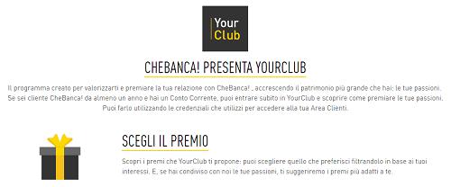 chebanca yourclub