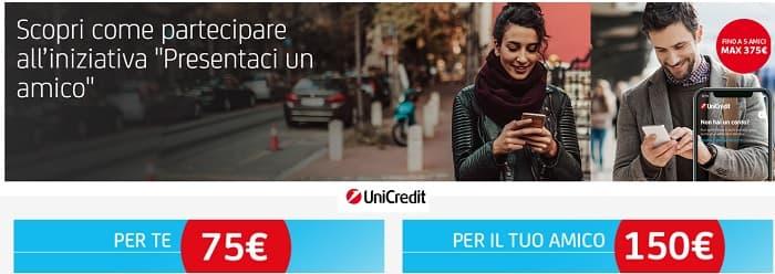 Unicredit porta un amico